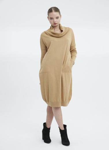 Stamina Elbise Camel